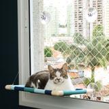 Cama Suspensa Para Gatos Gatton Catbed Azul Listrada