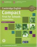 Cambridge english compact first for schools wb with answers and audio cd - 2nd ed - Cambridge university