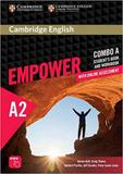 Cambridge english empower - elementary a2 - combo a - with online assessment - Cambridge university press do brasil