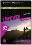 Cambridge english empower upper-intermediate sb ws - Cambridge university press