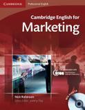 Cambridge english for marketing sb - Cambridge university