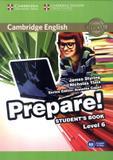 Cambridge english prepare! 6 sb - 1st ed - Cambridge university