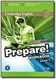 Cambridge english prepare 7 wb with audio