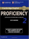 Cambridge english proficiency 2 sb with answers - Cambridge university