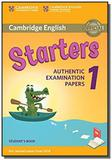 Cambridge english young starters 1 for revised exa - Cup - cambridge university