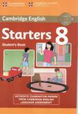 Cambridge english young starters 8 sb - Cambridge university