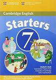 Cambridge Young Learners English Tests 7 Starters - Cambridge do brasil