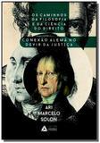 Caminhos da filosofia e da ciencia do direito cone - Prismas