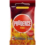 Camisinha Preservativo Sensação Fire Prudence