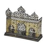 Candelabro para 3 Velas Palácio 28x31cm - Concepts life