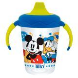 Caneca Antivazamento - Disney - Mickey Mouse - 207ml - Lillo