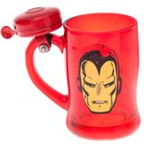 Caneca Campainha Marvel Homem De Ferro - Versare anos dourados