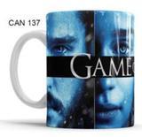 Caneca de Porcelana Game of Thrones azul - Sudeste