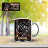 Caneca de Porcelanas The Walking Dead Michonne - Canencacomestampa