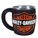 Caneca emblema motor Harley Davidson. - Shop everest