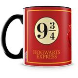 Caneca Personalizada Hogwarts Express (Preta) - Amocanecas