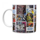 Caneca Star Wars Quadrinhos - L3 store