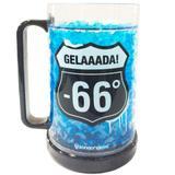 Caneco Com Gel Térmico Route 66 - Versare anos dourados