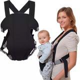 Canguru porta bebe importway iwpb-02 preto