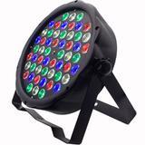Canhão iluminação par 64 Rgbw 54 LED 3W cooler GT67 - Lorben