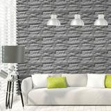 Canjiquinha Cinza - papel de parede - Leguts adesivos