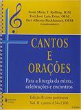Cantos e orações - Edição B - Vols. 1 e 2