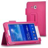 "Capa Agenda Para Tablet Samsung Galaxy Tab3 7"" SM- T110 / T111 / T113 / T116 + Película de Vidro - Lka"