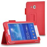"Capa Agenda Tablet Samsung Galaxy Tab3 7"" SM-T110 / T111 / T113 / T116 + Película Plástica - Lka"