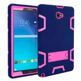 "Capa Anti-Shock Emborrachada Para Tablet Samsung Galaxy Tab A 10.1"" SM-P585 / P580 - Lka"