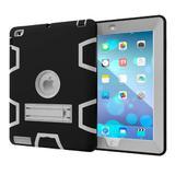 Capa Anti Shock Prof. Adulto Infantil Para Tablet Apple Ipad 2 3 4 - Lka