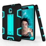 "Capa Anti-shock Resistente Emborrachada Para Tablet Samsung Galaxy Tab A 8"" 2017 SM-T385 / T380 - Lka"
