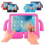 Capa Boneco Iguy Infantil Tablet Apple Ipad Mini 1 2 3 + Película de Vidro - Lka