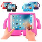 Capa Boneco Infantil Iguy Para Tablet Apple Ipad 2 3 4 + Película de Vidro - Lka