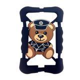 """Capa Bumper Para Tablet Samsung Galaxy Tab A 8"""" SM- T385 / T380 + Película de Vidro - Lka"""