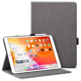 Capa Capinha iPad Air 10.2 (2019) ESR Urban Premium Case - C/Suporte de Caneta (Cinza)