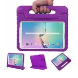 "Capa Case Protetor Infantil Anti-Choque/Impacto Galaxy Tab A P550/P555/P580 9,7"" BD NET (Roxo) - Bd cases"