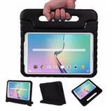"""Capa Case Protetor Infantil Anti-Choque/Impacto Galaxy Tab E T560/T561 9,6"""" (Preto) - Bd cases"""