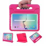 "Capa Case Protetor Infantil Anti-Choque/Impacto Galaxy Tab E T560/T561 9,6"" (Rosa) - Lucky"