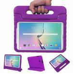 "Capa Case Protetor Infantil Anti-Choque/Impacto Galaxy Tab E T560/T561 9,6"" (Roxo) - Skin t18"