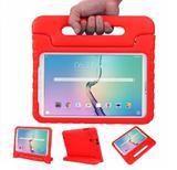 "Capa Case Protetor Infantil Anti-Choque/Impacto Galaxy Tab E T560/T561 9,6"" (Vermelho) - Skin t18"