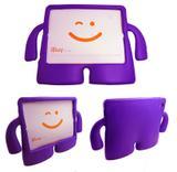 Capa Case Protetor Infantil Anti-Choque/Impacto iPad 2/3/4 (Roxo) - Skin t18