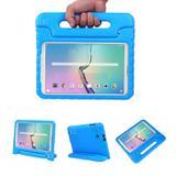 "Capa Case Protetor Infantil Galaxy Tab A P350/P355 8,0"" BD NET (Azul) - Skin t18"