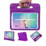 "Capa Case Protetor Infantil Galaxy Tab A P350/P355 8,0"" BD NET (Roxo) - Skin t18"