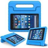 Capa Case  Tablet AzulT110/T211/T210/TAB3 LITE/P3100/T111/T230/TAB 3 KIDS/T231/TAB3 7.0/P3110/P3200/T1/A7 - Gbmax