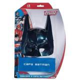 Capa Com Máscara Do Batman 9475 - Rosita