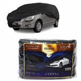 Capa Couro cobrir Chevrolet Cobalt Impermeável Forrada (G310) - Carrhel