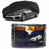 Capa Couro cobrir Mercedes Benz Classe C Impermeável Forrada (G310) - Carrhel