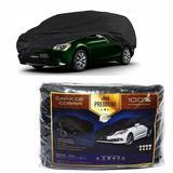 Capa Couro cobrir Toyota Corolla 08-14 Impermeável Forrada (G310) - Carrhel
