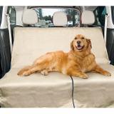 Capa De Banco Traseiro De Carro Para Cachorro Pet - Re