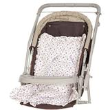 Capa de Carrinho de Bebê Floral Lilás - I9 baby